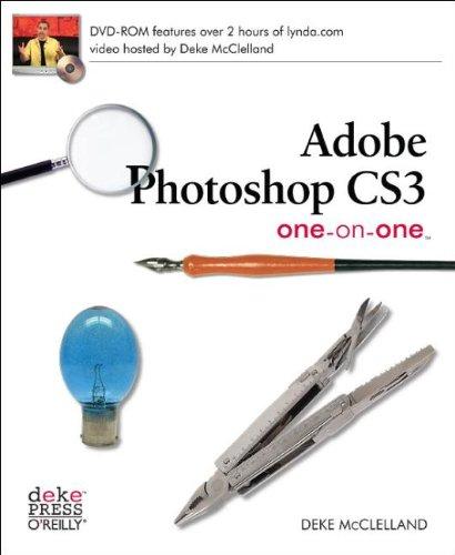 9780596529758: Adobe Photoshop CS3 One-On-One