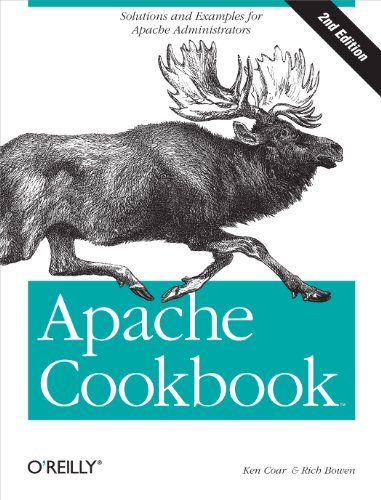 9780596529949: Apache Cookbook: Solutions and Examples for Apache Administrators