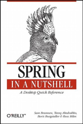 9780596801939: Spring in a Nutshell