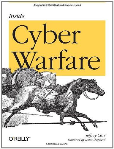 9780596802158: Inside Cyber Warfare: Mapping the Cyber Underworld