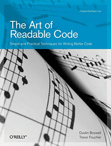 9780596802295: The Art of Readable Code (Theory in Practice)
