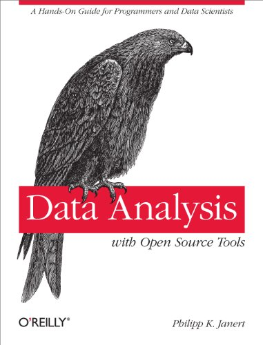 9780596802356: Data Analysis with Open Source Tools