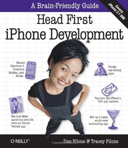 9780596803544: Head First iPhone Development: A Learner's Guide to Creating Objective-C Applications for the iPhone