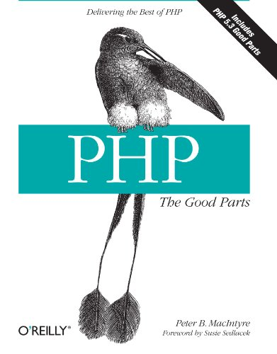 9780596804374: PHP: The Good Parts