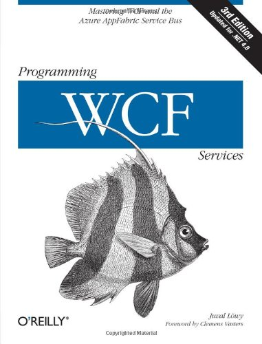 9780596805487: Programming WCF Services: Mastering WCF and the Azure AppFabric Service Bus