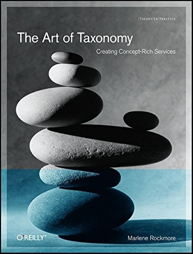 9780596805845: The Art of Taxonomy: Creating Concept-Rich Services