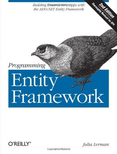 9780596807269: Programming Entity Framework