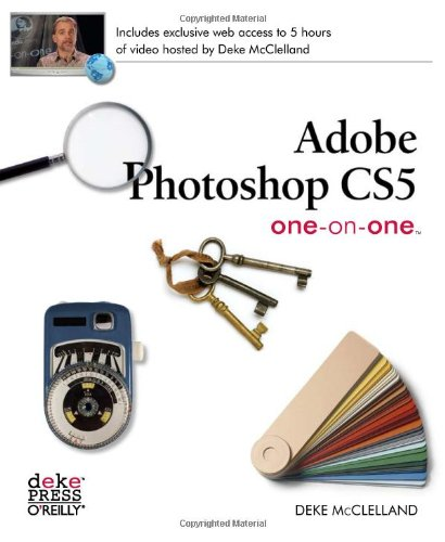 9780596807979: Adobe Photoshop CS5 One-on-One