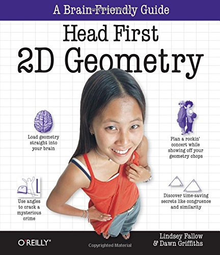 9780596808334: Head First 2D Geometry