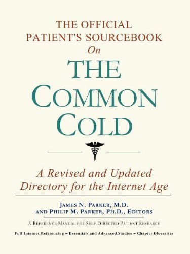 9780597829819: The Official Patient's Sourcebook on the Common Cold