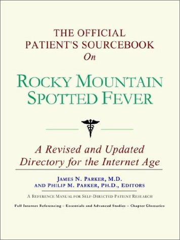 9780597829918: The Official Patient's Sourcebook on Rocky Mountain Spotted Fever