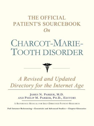 9780597830044: The Official Patient's Sourcebook on Charcot-Marie-Tooth disorder: A Revised and Updated Directory for the Internet Age