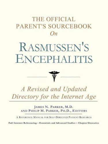 9780597830389: The Official Parent's Sourcebook on Rasmussen's Encephalitis: A Revised and Updated Directory for the Internet Age