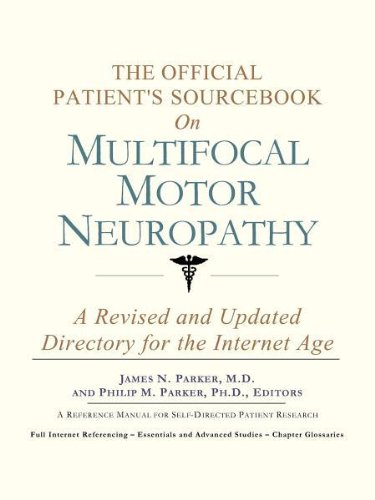 9780597830754: The Official Patient's Sourcebook on Multifocal Motor Neuropathy: A Revised and Updated Directory for the Internet Age