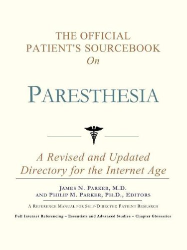 9780597830938: The Official Patient's Sourcebook on Paresthesia: A Revised and Updated Directory for the Internet Age