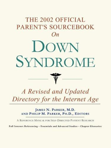 9780597832000: The 2002 Official Parent's Sourcebook on Down Syndrome