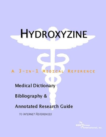 Hydroxyzine: Icon Health Publications