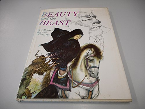Beauty And The Beast.: Retold by Jane Carruth and Olga Kuthanova Illustrated by Ludek Manasek