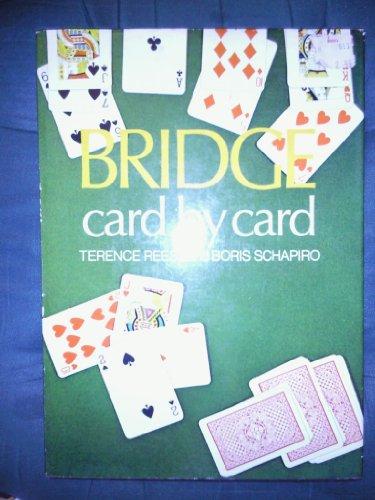 9780600003571: BRIDGE, CARD BY CARD