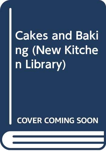 9780600005766: Cakes and Baking (New Kitchen Library)