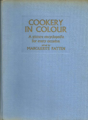 9780600006077: Cookery in Colour