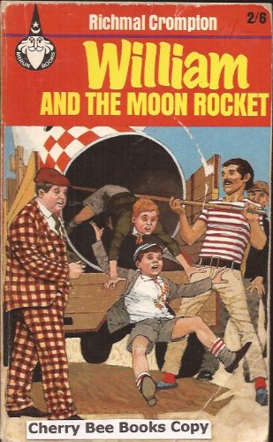 9780600007326: William and the Moon Rocket (Merlin Books)