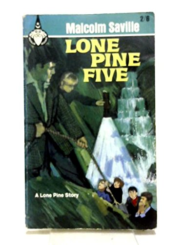 9780600007425: Lone Pine Five (Merlin Books)