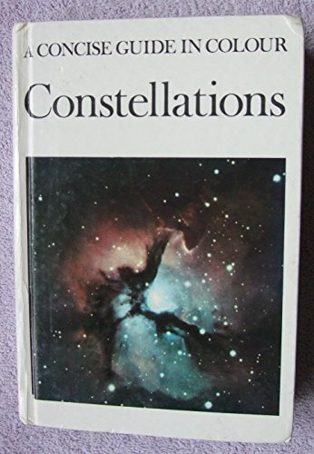 Constellations (Concise Guides in Colour) (0600008932) by Klepesta, Josef; Rukl, Antonin