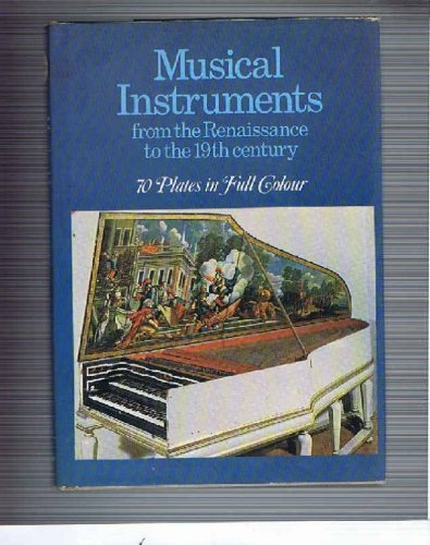 9780600012320: Musical Instruments (Cameo)