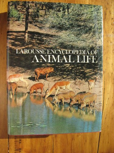 Stock image for Larousse Encyclopedia of Animal Life for sale by Bayside Books