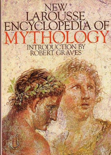 9780600024200: New Larousse Encyclopedia of Mythology