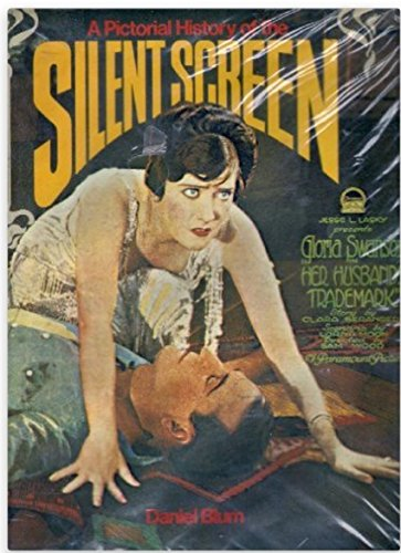 9780600031048: Pictorial History of the Silent Screen