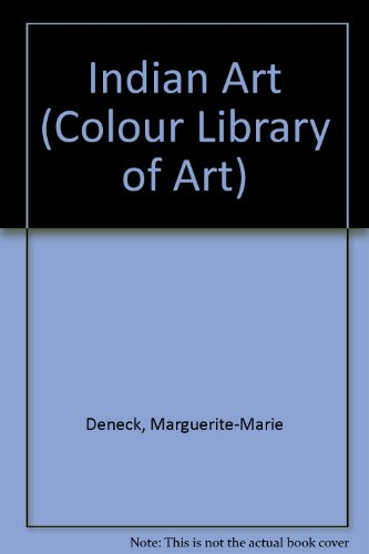 9780600037682: Indian Art (Colour Library of Art)