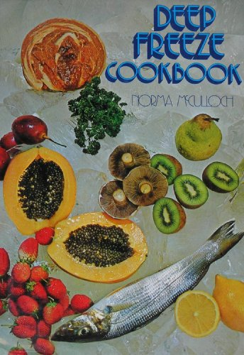 DEEP FREEZE COOKBOOK