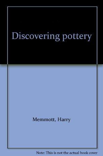 Discovering Pottery: Harry Memmott