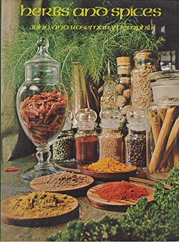 HERBS AND SPICES.: Hemphill, John and Rosemary: