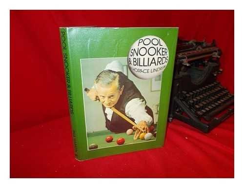 9780600072843: Pool, snooker and billiards / by Horace Lindrum