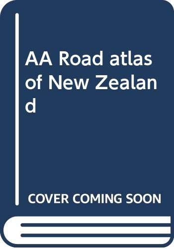 9780600073475: AA Road atlas of New Zealand
