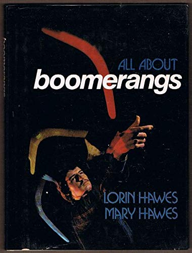 9780600073772: All about boomerangs