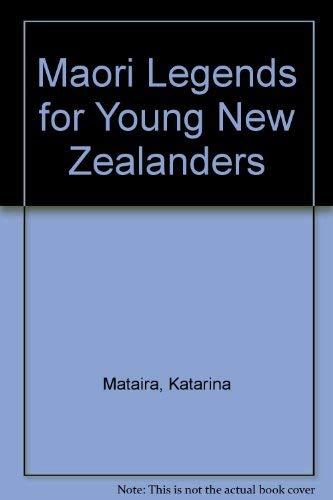 9780600073789: Maori Legends for Young New Zealanders