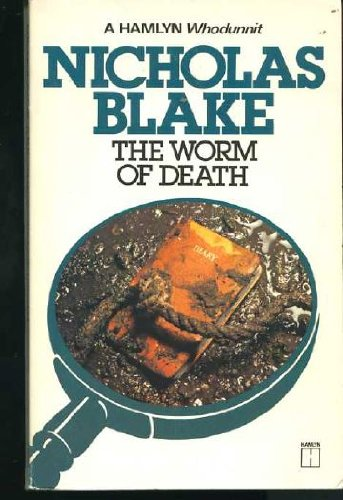The Worm of Death (0600200825) by Nicholas Blake