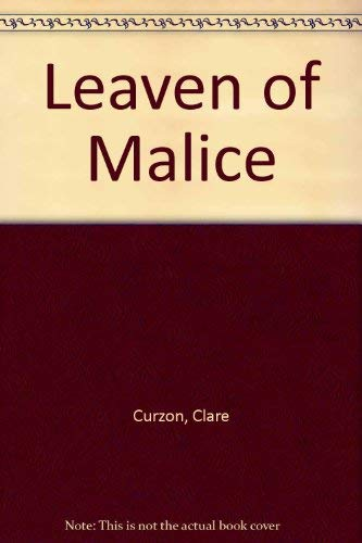 9780600202684: Leaven of Malice