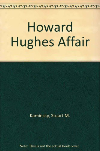 9780600203308: Howard Hughes Affair