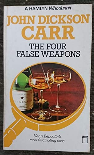 9780600203827: Four False Weapons, The (A Hamlyn whodunnit)