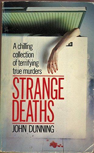 9780600204053: Strange Deaths