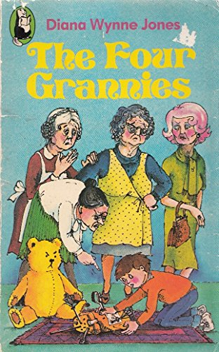 9780600204060: Four Grannies (Beaver Books)