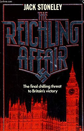 Reichling Affair (9780600204305) by Jack Stoneley
