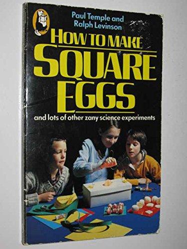 9780600204565: How to Make Square Eggs (Beaver Books)
