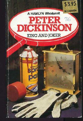 King and Joker (A Hamlyn whodunnit): Dickinson, Peter