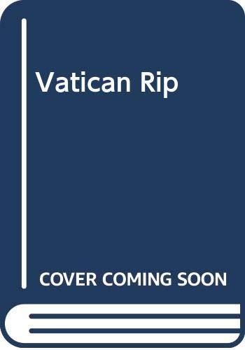 9780600206279: Vatican Rip (A Hamlyn whodunnit)